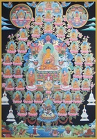 Buddhas of Forgiveness and Compassion